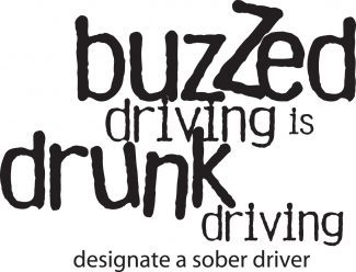 advertisement - buzzed driving is drunk driving