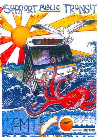 Support Public Transit