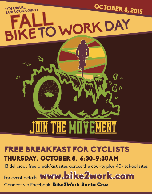 bike to work day banner
