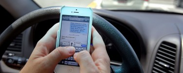 Distracted Driving on the Rise