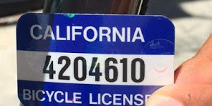 SCPD Offers FREE Online Bike Registration