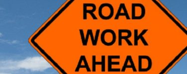 Emergency paving on southbound Highway 17 from 6/12-6/16