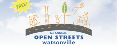 2nd Annual Open Streets Watsonville