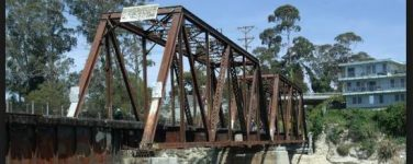 Santa Cruz Trestle Bridge Closed Mar 7-8
