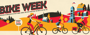 Get Ready to Get Rolling! Bike Week is May 4-12th