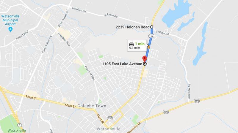 Roadwork on Hwy 152 in Watsonville – CRUZ511 on